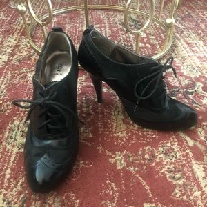 Bakers Oxford Heels